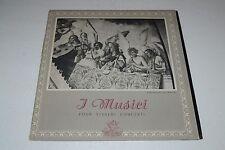 I Musici~Four Vivaldi Concerti~Angel Records 35087~Classical~Insert~FAST SHIP!