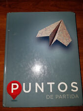 Puntos de Partida 9th Edition Spanish Textbook HARDCOVER! Free Shipping!
