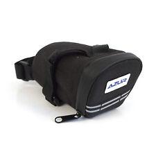 Azur Bike Saddle Bag Seat Post Cycling Tool Storage Bag BLACK Small