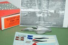Tameo Jordan Hart 193 1/43 white metal model kit