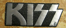 KISS COLLECTABLE RARE VINTAGE PATCH EMBROIDED 2015 LIMITED PRODUCTION METAL