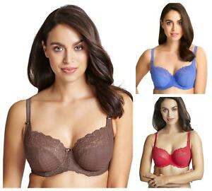 Panache Envy Full Cup Bra 7285 Womens Underwired Supportive Bras