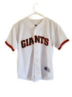 Vintage Russell Athletic Barry Bonds San Francisco Giants Home Jersey Men's XL