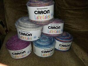Yarnspirations Caron Latte Cakes Yarn 15 New Colors