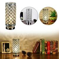 Modern Crystal Table Lamp Bedroom Bedside Light Fixtures Creative table lamp