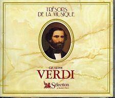 3 CD TRESOR DE LA MUSIQUE GIUSEPPE VERDI