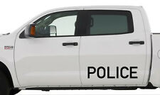 POLICE Polizei Aufkleber - ca. 60 cm