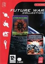 Homeworld Cataclysm & Cyberstorm 2 - PC Brand New 2 cds