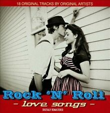 Rock N Roll Love Songs [Remastered] by Various Artists (CD, Oct-2013, Play 24-7)