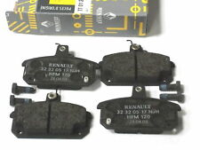 Renault R5 Alpine-Turbo-R12-plaquettes AV 7701202974