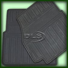 LAND ROVER DEFENDER - Front Footwell Floor Rubber Mat Set`07 to 12 (LR005039LR)