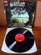 ELGAR - PIANO QUINTET  (LP) THE ALLEGRI QUARTET - OGDON