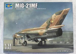 Trumpeter 1/48 Russian MiG-21MF