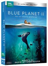 Blue Planet II (3 Blu-ray 4k 3 Blu-ray) BBC