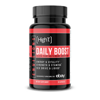 High T Envisions:  Daily Boost for Him - Total Testosterone Booster