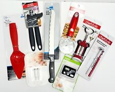 Lot of Chef Style & other Kitchen Cookware Gadgets New