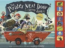 NEW - The Pirates Next Door Sound Book (Jonny Duddle) (Hardcover)  FREE P&P