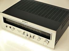 Sony ST-5130. VINTAGE SINTONIZADOR AM/FM estéreo-condición encantadora-Amp que empareja enumerados