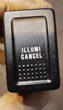 Suzuki Swift Grand Vitara Illumi Cancel Switch Button R2342 2005-2010