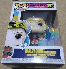 Funko Pop! Heroes: Birds of Prey - Harley Quinn Roller Derby Vinyl Figure #307