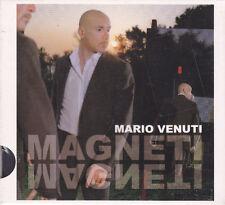 CD ♫ Compact disc «MARIO ♪ VENUTI MAGNETI» nuovo digipack