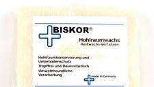 Biskor Korrosionsschutzwachs Heißwachs Hohlraumwachs Barren 2 kg (10€/kg)