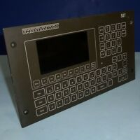 INDRAMAT OPERATOR INTERFACE PANEL SOT02-E2A-FW *NO BACK COVER* *PZF*