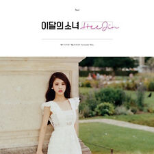 MONTHLY GIRL LOONA-[HEEJIN] Single Album CD+Photo Book+Card+Attendance Book