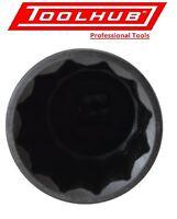 "Tool hub 3847 1/2"" Drive 33mm Deep Impact Socket 12 Point Bi Hex Design"