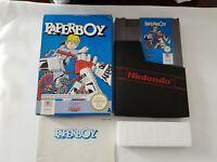 Paperboy - Nintendo NES Game [PAL A UKV] - CIB
