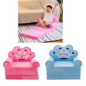 Children Sofa, Children's Armchair Cartoon Boy and Girl Princess Furniture Cute
