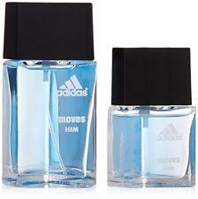 Set De Regalo Perfumes Eau De Toilette En Spray Para Hombre Adidas Moves