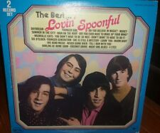 The Best of the Lovin' Spoonful 2 LP 1976 EXC 1st Press ULTRASONIC CLEAN