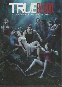 True Blood Saison 3 Dvd
