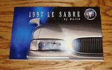 Original 1997 Buick LeSabre Sales Brochure 97