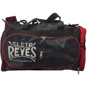Cleto Reyes Redesigned Gym Bag - Black/Red