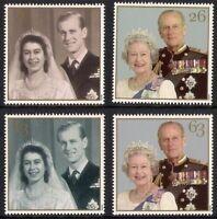 GB 1997 Commemorative Stamps~Golden Wedding~Unmounted Mint~ Set~UK Seller