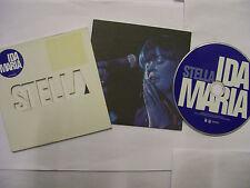 IDA MARIA Stella  - 2008 UK Double Card Sleeve  -Pop Rock -  BARGAIN