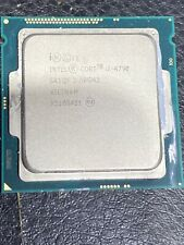 Intel Core i7- 4790 @ 3.6GHz Quad-Core  Processor
