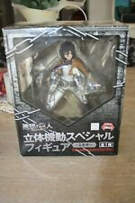 Anime Attack on Titan Mikasa Ackerman FuRyu Vertical Manuevering Special Figure