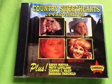 COUNTRY SWEETHEARTS - 20 FAVOURITES - CD