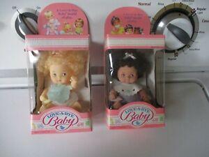 Two Love-A-Bye Baby Dolls NIB