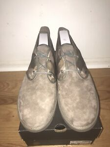 Mens Camo/Suede Ugg Boots In Size 18