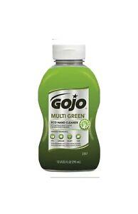 GOJO 2357-08 10 fl. oz. Liquid Hand Soap Squeeze Bottle
