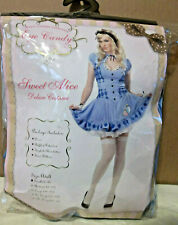 SWEET ALICE COSTUME HALLOWEEN  SIZE 6 - 8  ADULT SMALL