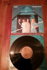 Abba Voulez-Vous vinyl record.1979.RCA records.