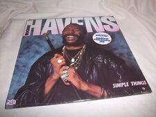 RICHIE HAVENS-SIMPLE THINGS-RBIR 400 NEW SEALED LP