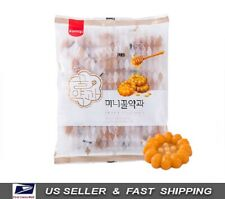 [Samlip SPC] Mini Honey Yakkwa Sweet Cookie Korean Food Traditional Snack 200g
