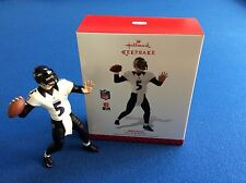 Joe Flacco (Football) - 2014 Hallmark Keepsake Christmas ornament in orig box