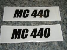 Maico MC 440 fender/air box decal - sold set of 2 - new